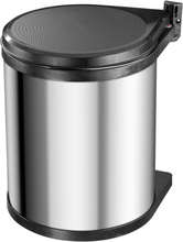 Hailo Sophink för skåp Compact-Box strl M 15 L rostfritt stål 3555-101