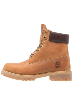 Timberland HERITAGE 6 IN PREMIUM Snørestøvletter burnt orange