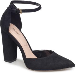 Nicholes Shoes Heels Pumps Classic Sort Aldo