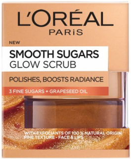 L'Oréal Paris Smooth Sugar Scrub Glow