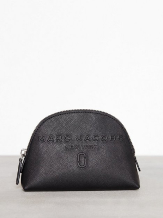Marc Jacobs Small Dome Cosmetic Svart