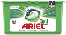 Ariel Pods 3-in-1 Regular 38 st