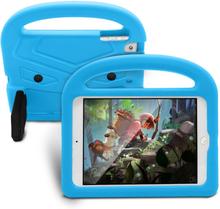 iPad Mini 1/2/3/4/(2019) Børne cover - Sparrow Kickstand Cover - Blå