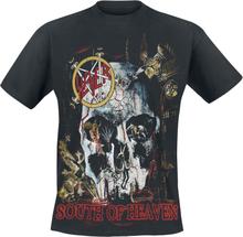 Slayer - South Of Heaven -T-skjorte - svart