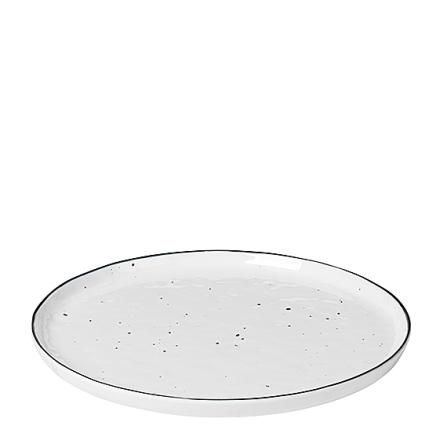 Broste Copenhagen Salt m/prikker Tallerken Ø 22 cm