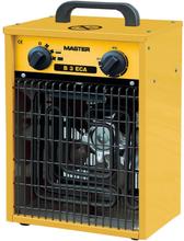 Master Elektrisk Byggfläkt B3ECA 288 m³/h