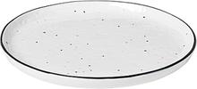 Broste Copenhagen Salt m/prikker Tallerken Ø 18 cm