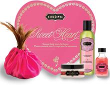 Kamasutra Sweet Heart Massage Set