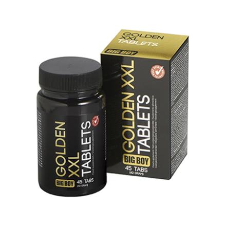 Big Boy Golden XXL - 45 tabs-Penisförstorare