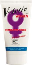 V-Activ stimulerande kräm för kvinnor 50 ml