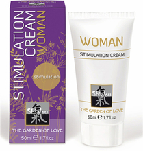 Shiatsu Stimulation Cream For Women