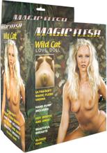 Magic Flesh Wild Cat Love Doll