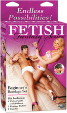 Fetish Fantasy Beginner's Bondage Set - Purple