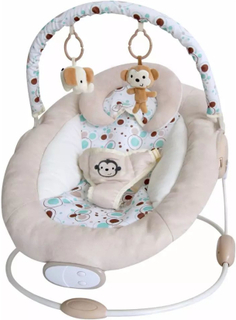 Babysitter Elegant and Comfort Baby Bouncer