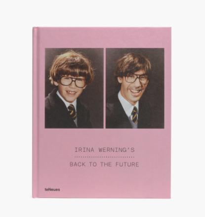 Books - Back To The Future - Rosa - OneSize