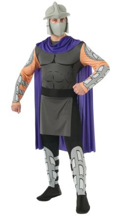 Kostume Shredder Teenage Mutant Ninja Turtles voksen - Vegaoo.dk