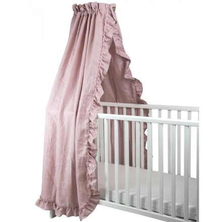 NG Baby - Sänghimmel Volang Rose