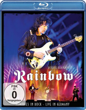 Rainbow - Ritchie Blackmore's Rainbow - Memories in rock-live in Germany - Blu-ray - multicolor