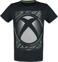 Xbox - Jump In -T-skjorte - svart