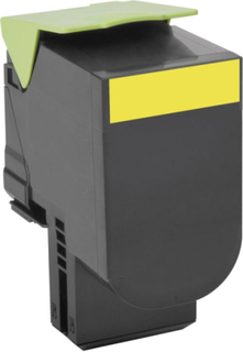 Lexmark Tonerkassette 702HY CS310 CS410 CS510 70C2HY0 Original Gul 3000 Sider