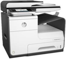 PageWide Pro 477dw Drukarka atramentowa Wielofunkcyjne z faksem - Kolor - Tusz