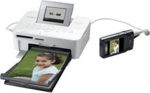 SELPHY CP1000 - White Kompakt fotoskrivare - Färg - Färg Sublimering