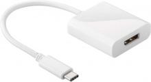 USB 3.1 C - DisplayPort - White