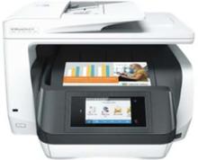 Officejet Pro 8730 All-in-One Drukarka atramentowa Wielofunkcyjne z faksem - Kolor - Tusz