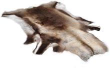 Reinsdyrskinn, garvet til utebruk