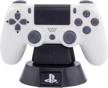 Playstation - 4 - Controller Lampe -Bordlampe - hvit, svart