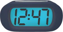 Balance Time LCD kvarts väckarklocka