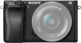Sony A6300 Svart, Sony
