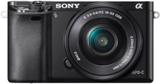 Sony A6000 + 16-50/3,5-5,6 OSS Svart, Sony
