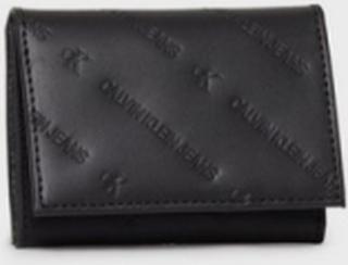 Calvin Klein Jeans Ckj Diagonalmonogram Fold N/S Cc Punge Black
