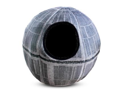 Star Wars Kattbädd Dödsstjärnan