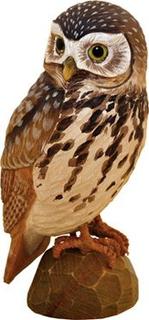Wildlife Garden DecoBird Minervauggla