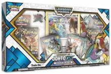 Pokémon Box Legends of Johto GX Collection