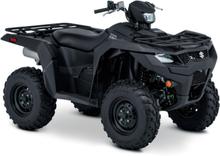 Suzuki KingQuad 500AXi Fyrhjuling Mattsvart