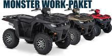 Suzuki Monster Work-Paket!