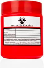 Beholder til risikoavfall 0,7 liter