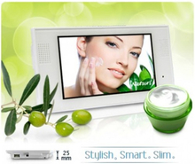 """P070S-6AM 7"""" LCD med mediaspelare"""