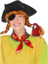 Papegøje rosalinda Pippi langstrømpe