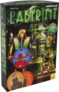 Labyrint Spel Flip