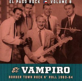 Norton El Vampiro El Paso Rock - Vol. 6-El Vampiro El Paso Rock [DV...