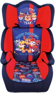 Paw Patrol autostol 2 + 3 blå og rød AUTO268002