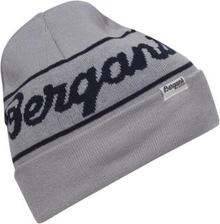 Bergans Bergans Logo Beanie Dame luer Grå OneSize