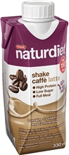 Naturdiet Shake 330 ml Cafe latte