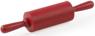 Kavel i silikon, Röd, Liten Funktion