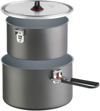 MSR Ceramic 2-Pot Set Köksutrustning Grå OneSize