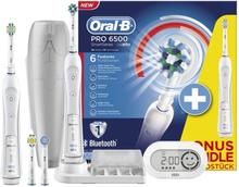 Oral-B PRO 6500 Duo. 10 stk. på lager